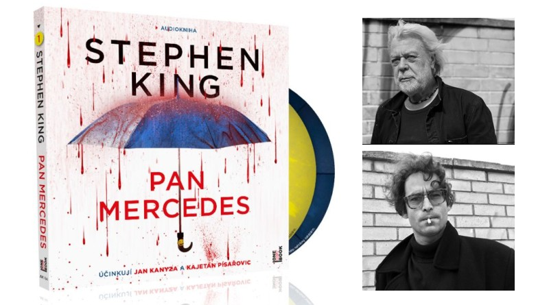 Stephen King Pan Mercedes audio OneHotBook