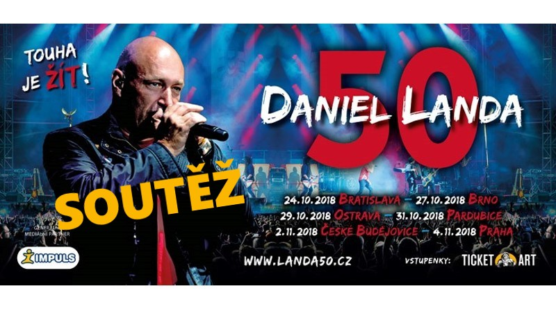 Daniel Landa soutěž
