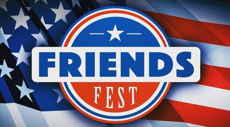 Friends Fest logo
