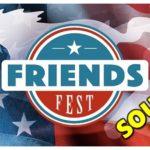SOUTĚŽ o vstupenky na FRIENDS FEST
