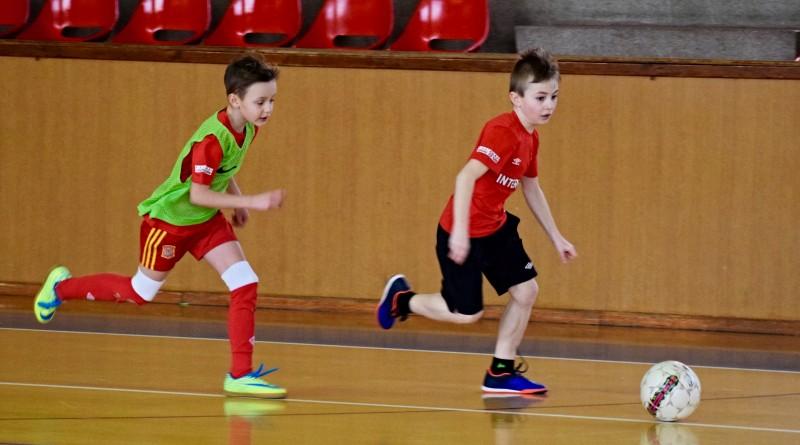 Futsal kemp