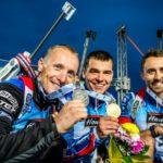 Biatlon zažil ve sprintu mužů český sen