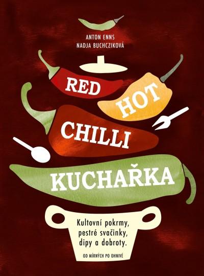 Red Hot Chilli kuchařka