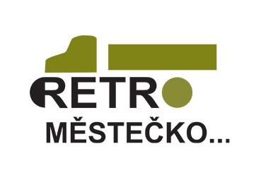 Retroměstečko logo