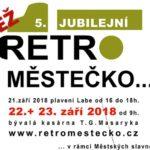 SOUTĚŽ o vstupenky na RetroMěstečko 2018