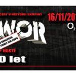 ŠKWOR – narozeninový koncert i nové písně v největší pražské hale