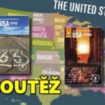 SOUTĚŽ o dva turistického průvodce po USA z řady Rough Guides