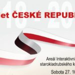 Oslava 100 let České republiky ve Slatiňanech