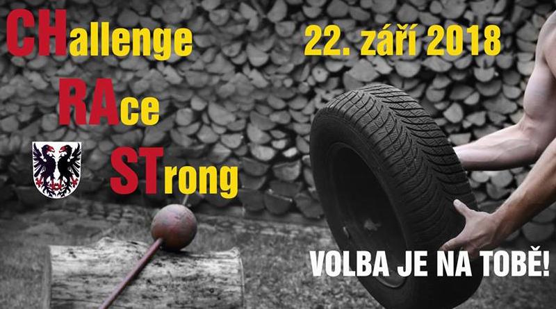 Druhý ročník závodu CHallenge RAce STrong