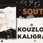 SOUTĚŽ o knihu Kouzlo kaligrafie: Inkoust a inspirace