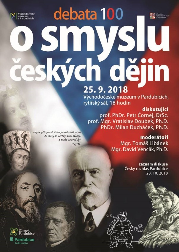 Debata o smyslu českých dějin