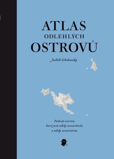 Atlas odlehlých ostrovů - obálka