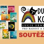 SOUTĚŽ o autorské výrobky Lucie Ernestové – DUHOVÁ KOČKA