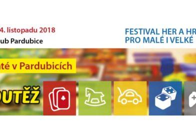 Festival her a hraček pro malé i velké - soutěž
