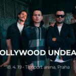 Hollywood Undead a jejich největší pražský koncert