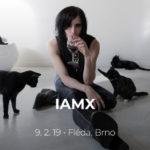 Tajuplný IAMX rozjede svou avantgardní show v Brně