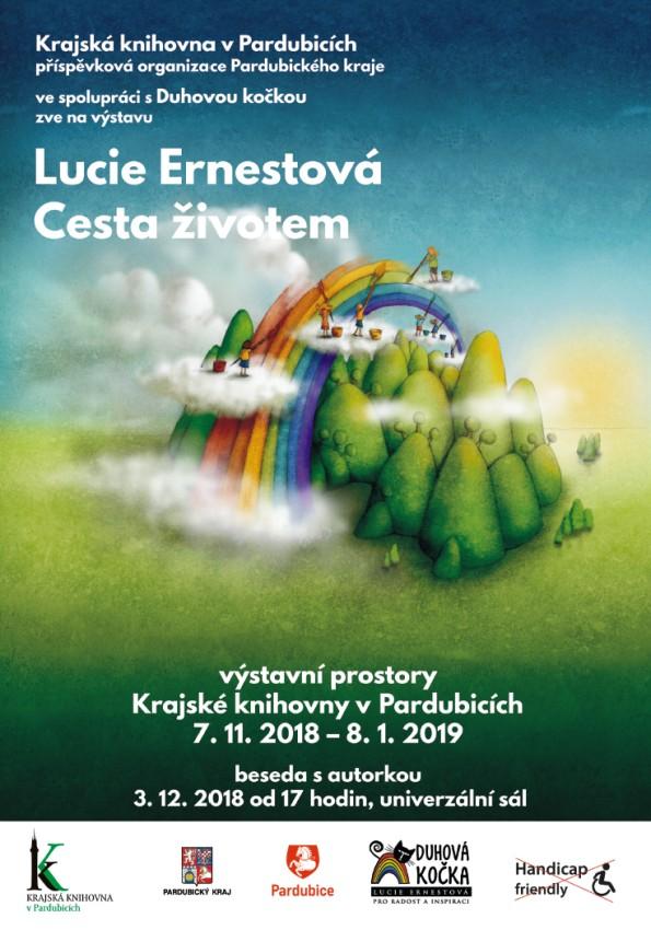 Lucie Ernestová plakát