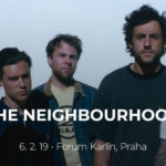 The Neighbourhood se vybarvili a jedou do Prahy