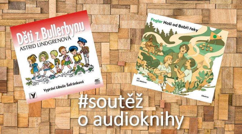 Albatros audioknihy soutěž