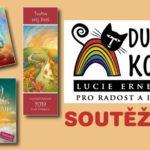 SOUTĚŽ o kalendáře Lucie Ernestové – DUHOVÁ KOČKA