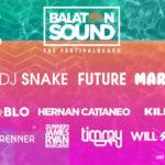 Balaton Sound odkrývá své první trumfy