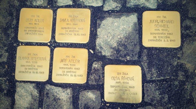 Chrudim - Kameny zemřelých