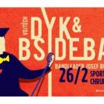 Vojta Dyk a B-Side Band přijedou do Chrudimské sportovní haly