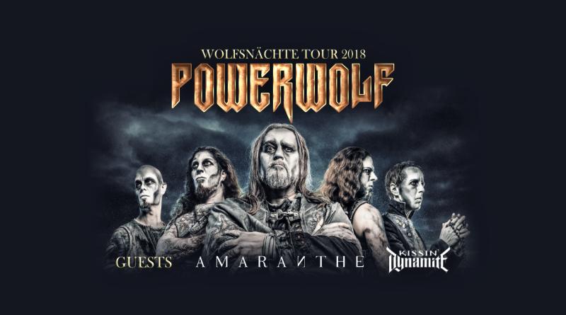 Wolfsnächte Tour 2018