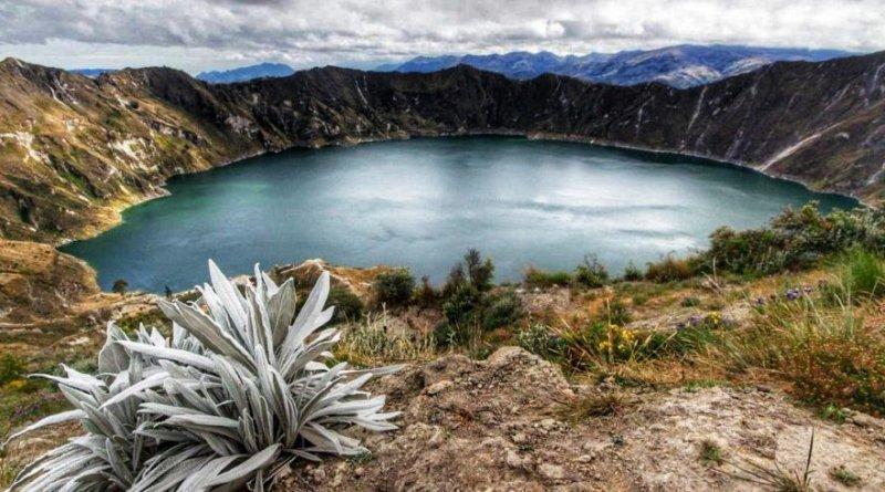 Ekvádor – země vulkánů