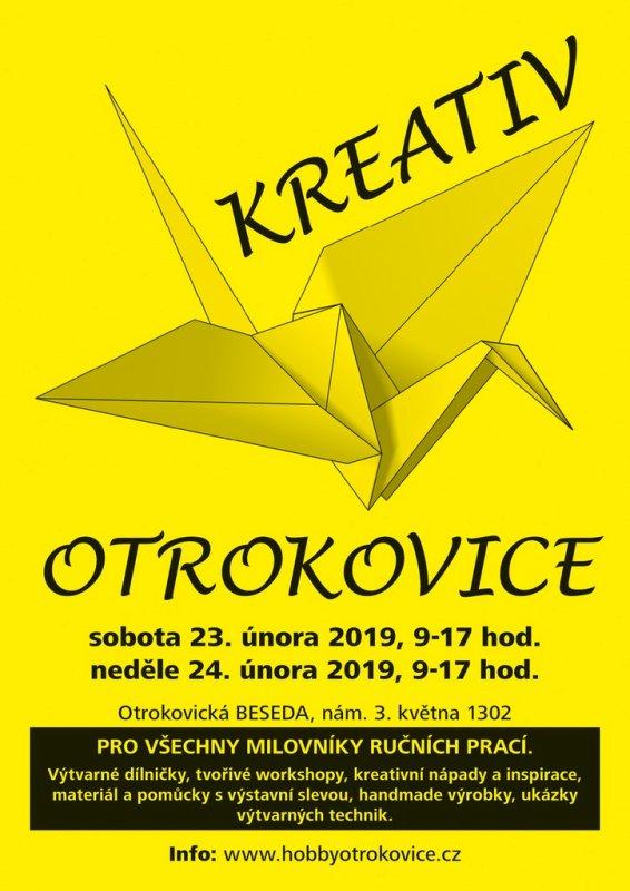 Kreativ plakát