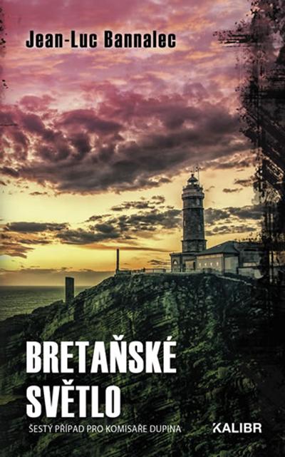 Bretaňské světlo - obálka