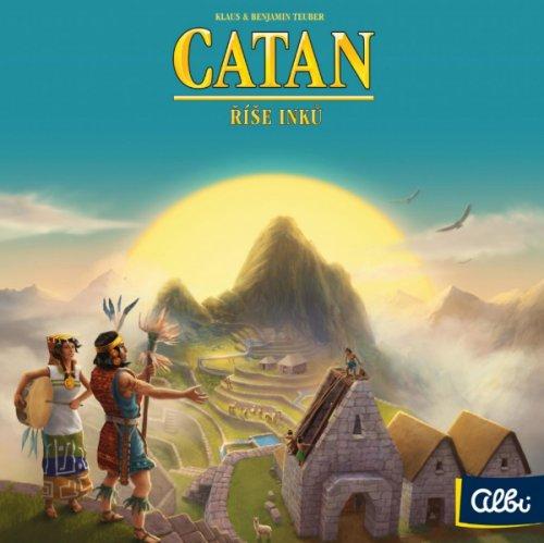 Catan Říše Inků