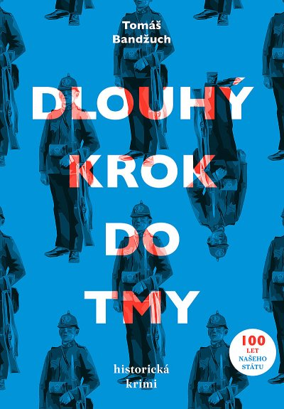 Dlouhý krok do tmy (Mystery Press)