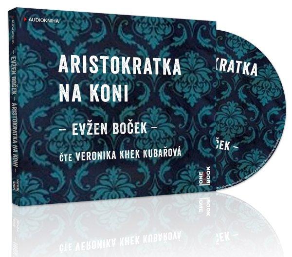 Evzen_Bocek_Aristokratka_na_koni_audio_OneHotBook_3D