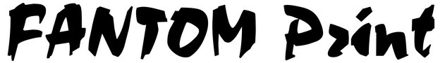 Fantom Print logo