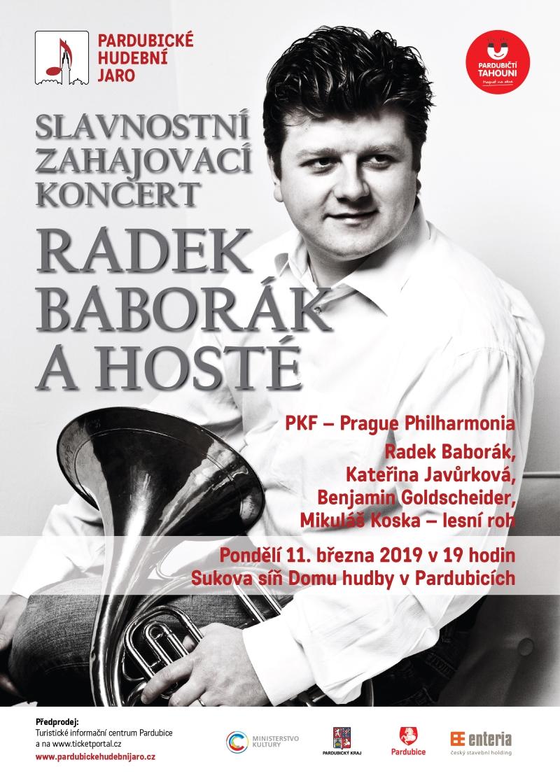 Radek Baborák a hosté