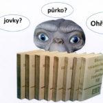 Kakající Lin a jiné jazykové pozoruhodnosti
