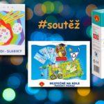 SOUTĚŽ o tři naučné vzdělávací hry pro děti