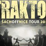 TRAKTOR – Šachoffnice tour 2019
