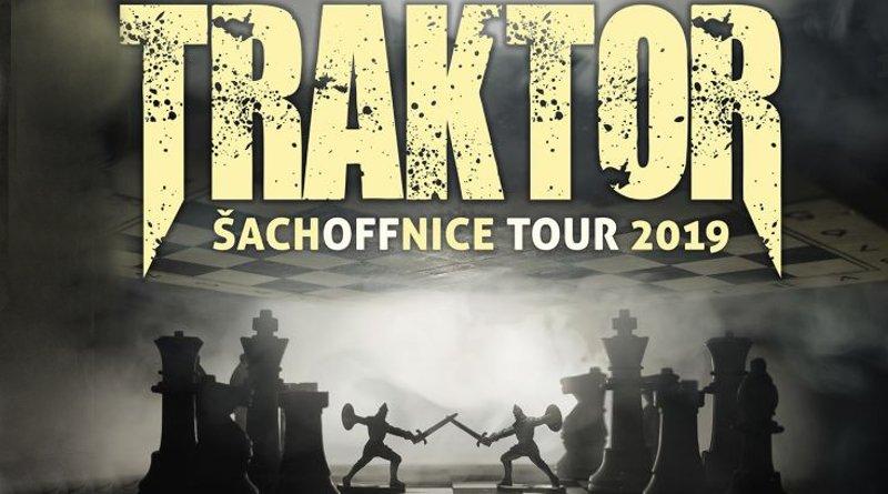 TRAKTOR Šachoffnice tour 2019