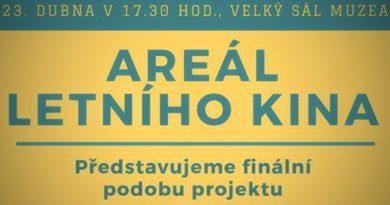 Areál letního kina – finální projekt
