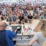 Nové restaurace a tváře, kvalitnější zázemí, kreativnější menu, pestrý program – Beko Fresh Festival 2019