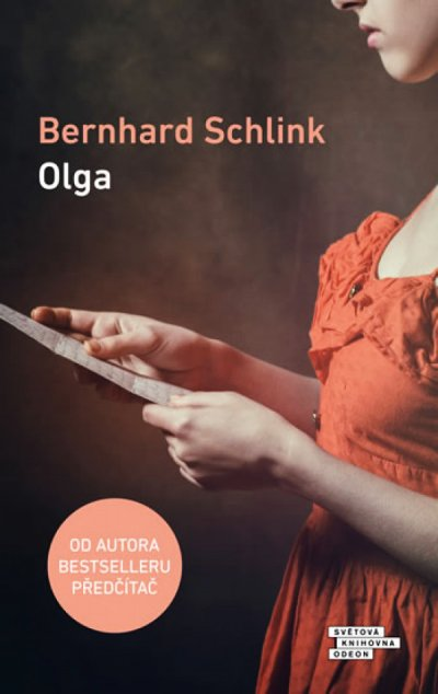 Olga - Schlink Bernhard (ODEON)