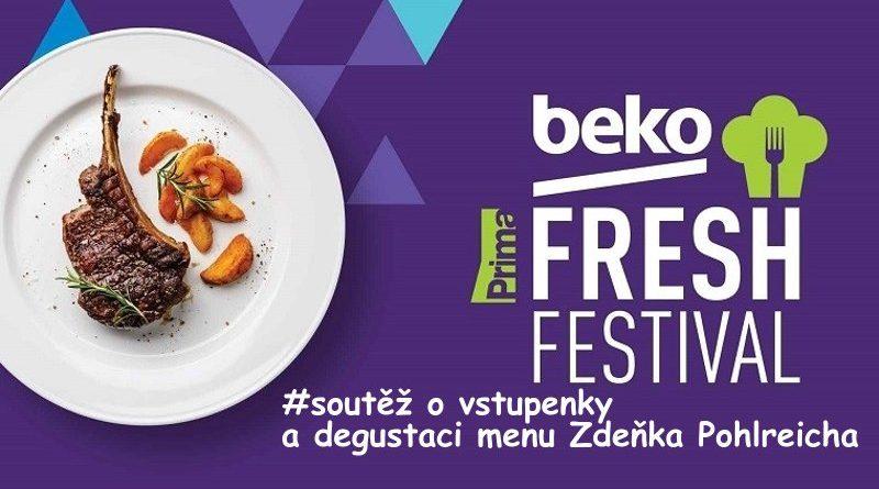 BEKO Fresh Festival soutěž Pardubice