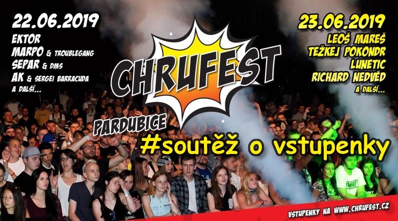 ChruFest 2019 soutěž