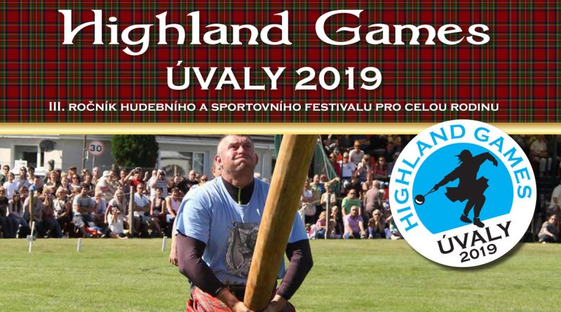Highland Games Úvaly