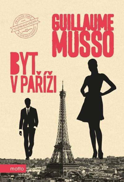 Byt v Paříži - obal knihy