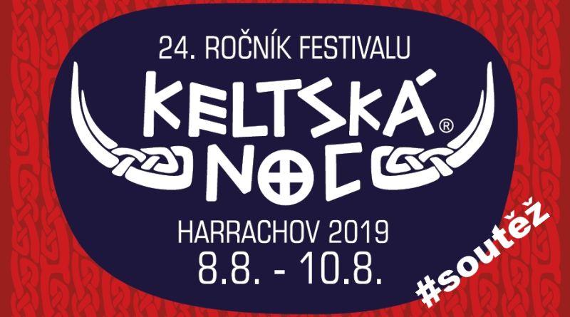 Keltská noc Harrachov - soutěž o vstupenky
