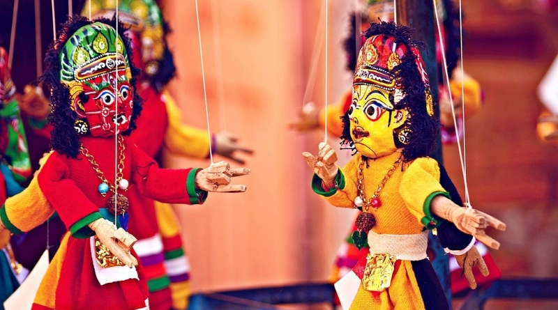 Loutky puppets