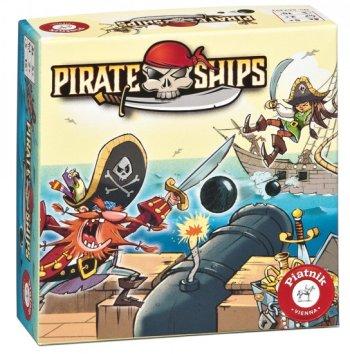 Pirate Ships Piatnik